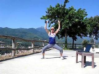 Похудение йога омоложение